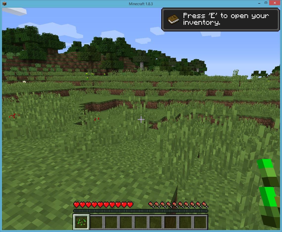 تحميل لعبة minecraft pc gamer demo