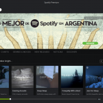 Descargar spotify para pc
