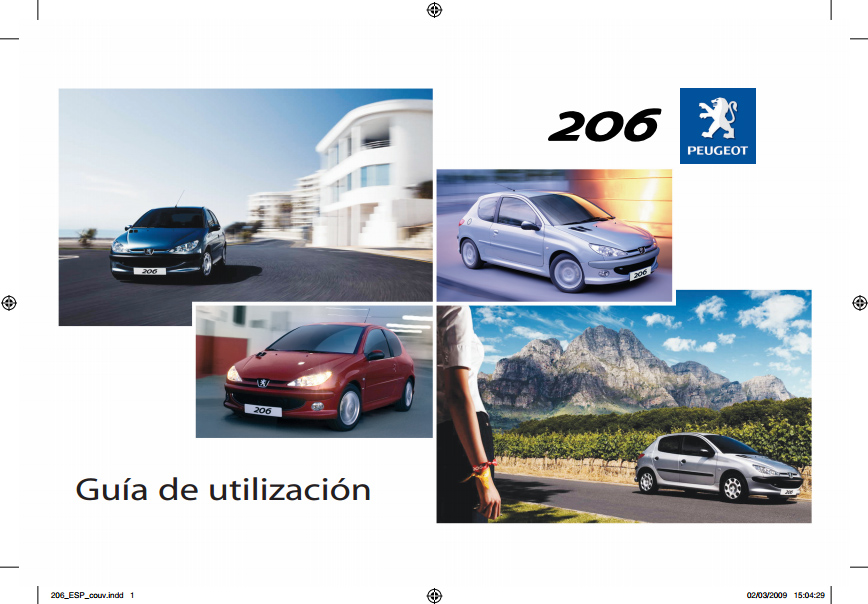 descargar manual peugeot 206 zofti descargas gratis rh zofti com Peugeot 206 2015 Manual Peugeot 206 User Manual