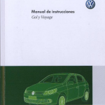 Descargar manual del gol trend