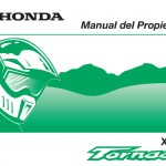 manual honda tornado gratis