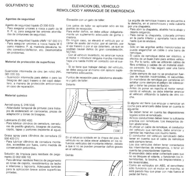 Manual De Reparaciones Golf