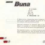 manual del fiat duna gratis