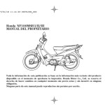 descargar manual honda wave