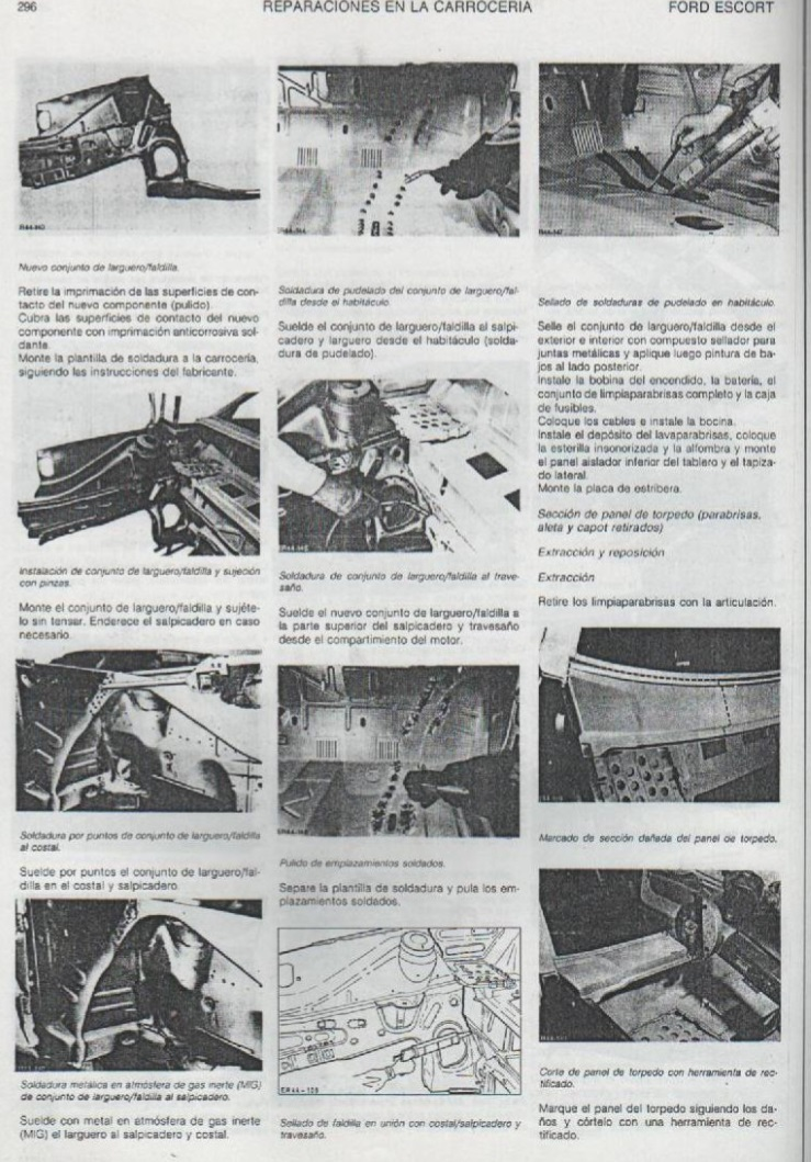 Descargar Manual De Taller Ford Escort Zofti Descargas
