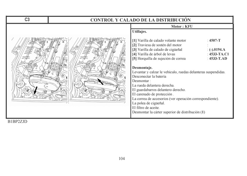 Wiring Diagram De Repara O Citroen C3