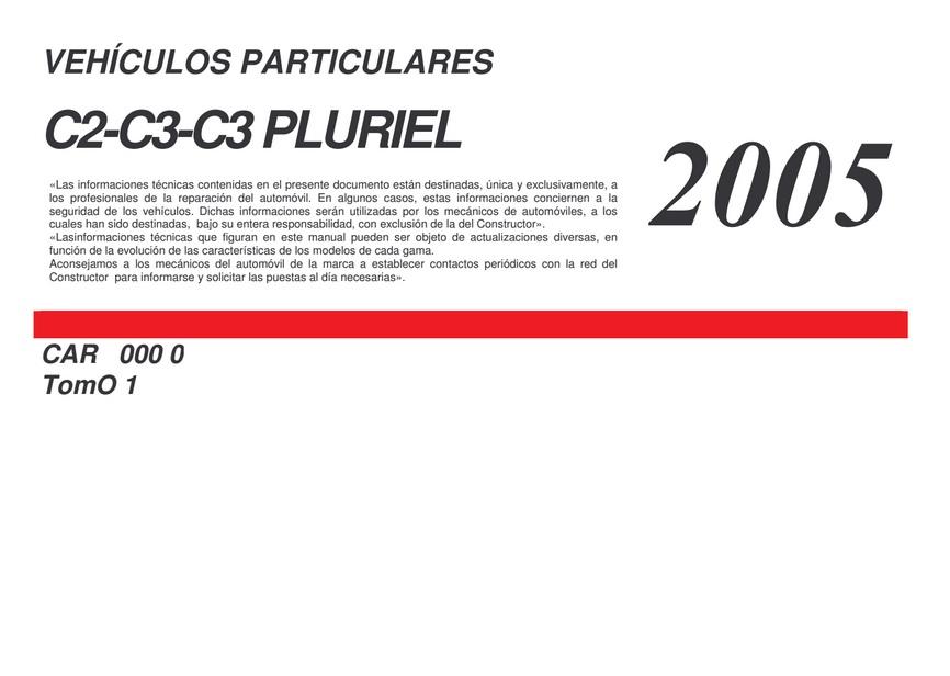 Descargar Manual De Taller Citroen C3    Zofti