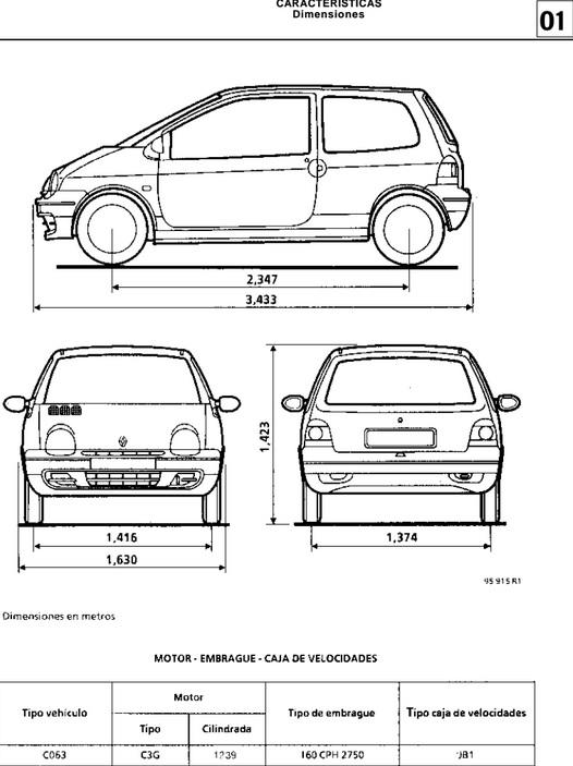 descargar manual de taller renault twingo zofti descargas gratis rh zofti com manual renault twingo 1994 gratis Renault Espace