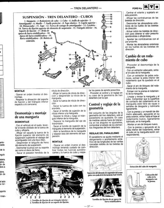 descargar manual de taller ford ka    zofti