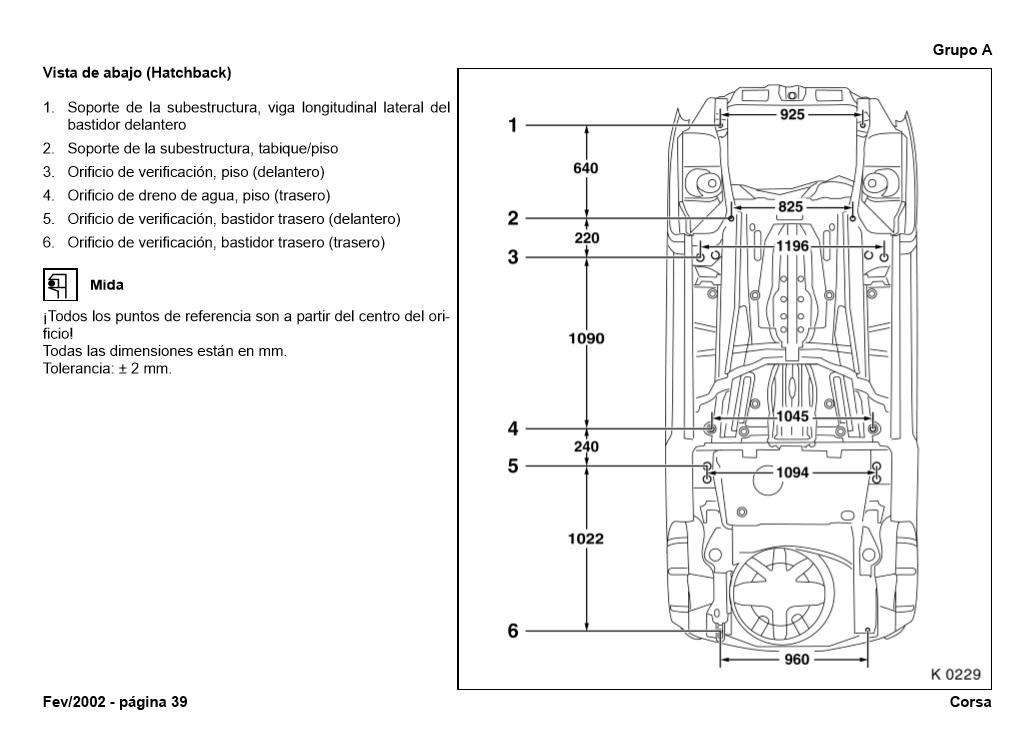 90+ Diagramas Y Manuales De Servicio De Autos Gm - Pagina
