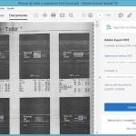 visualización de archivos pdf con adobe reader