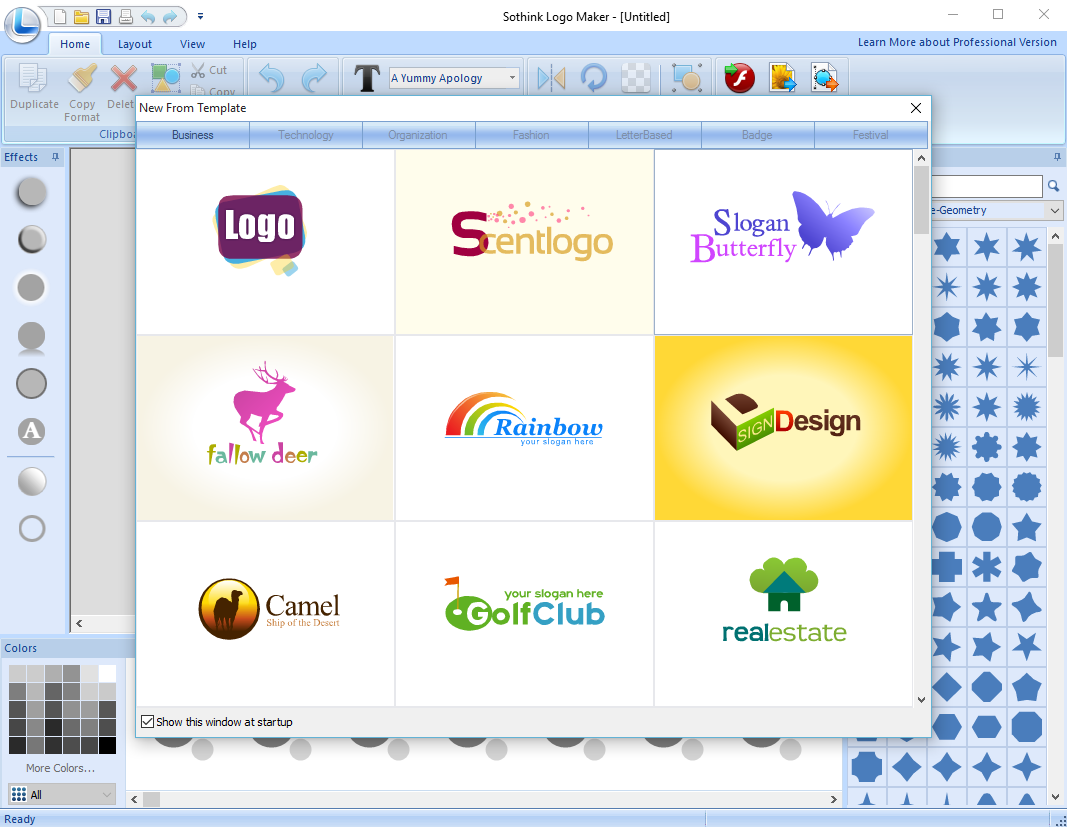 programa para crear logos profesionales gratis mejorar