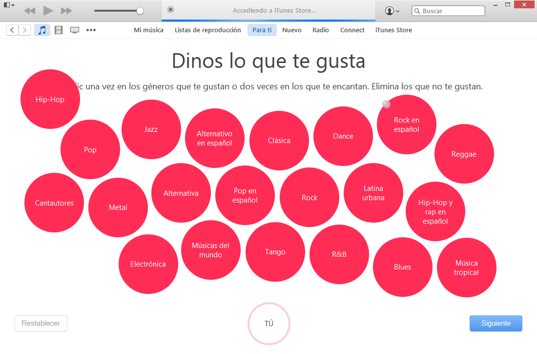 compra finalizada apple music