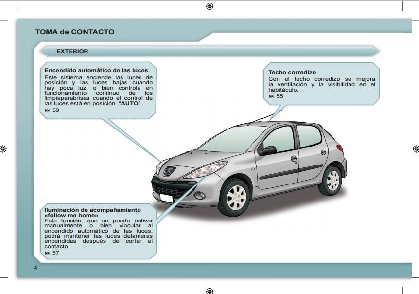 Manual Del Peugeot 207 Compact