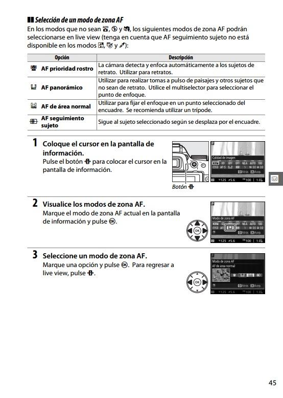 Descargar Manual Nikon D5200 / Zofti - Descargas gratis