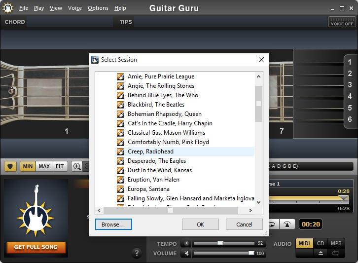 aprende a tocar la guitarra gratis