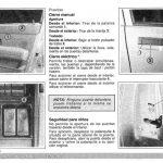 manual de uso renault 19