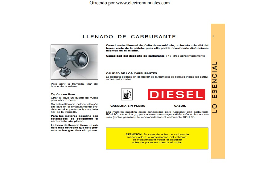 Descargar Manual Citroen C3    Zofti