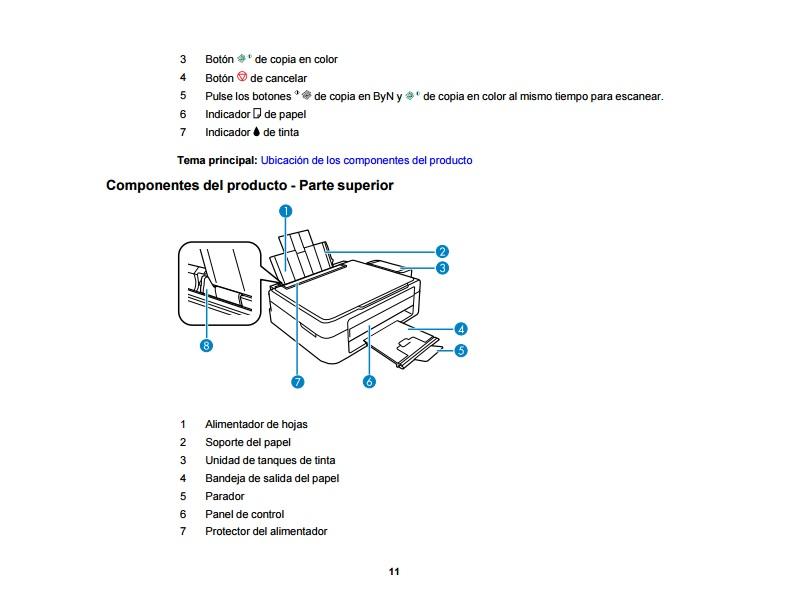 descargar manual epson l210 zofti descargas gratis rh zofti com epson l210 manual usuario epson l210 manual service