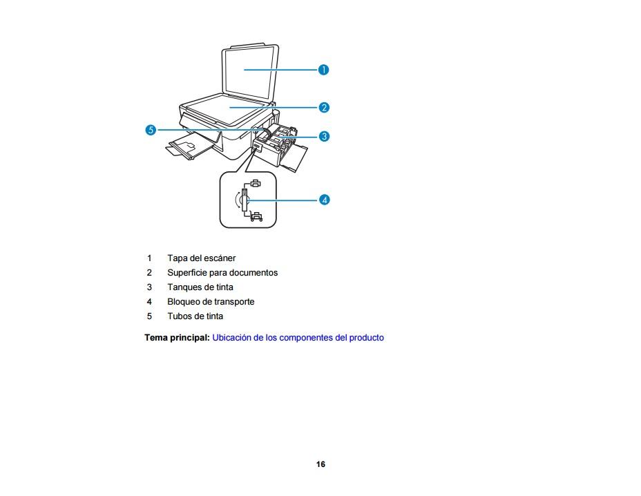 Descargar Manual Epson L355 Zofti Descargas Gratis