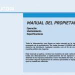 manual hyundai tucson pdf español