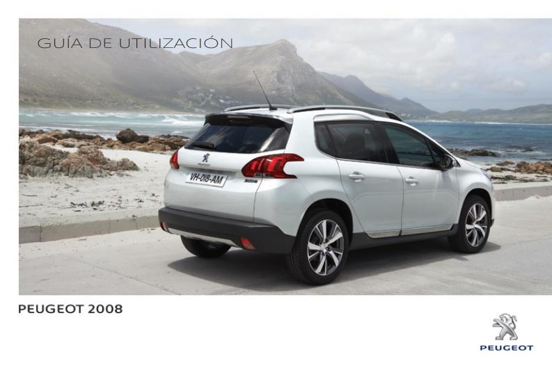 Descargar Manual Peugeot 2008