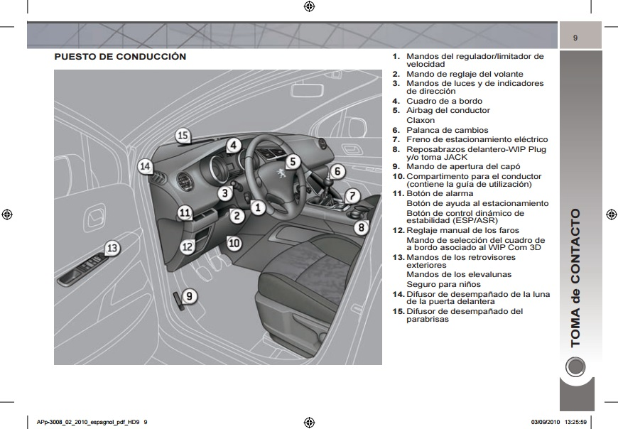 peugeot 3008 service manual pdf