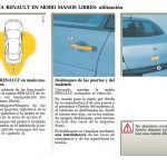 manual de usuario renault megane