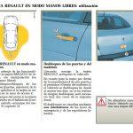 manual de usuario renault megane