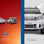 descargar manual ford ecosport gratis