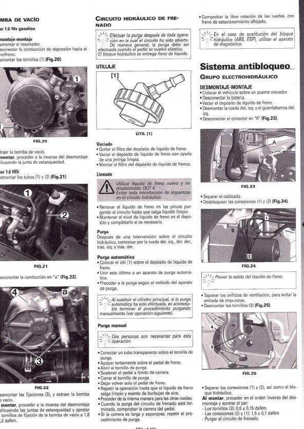 инструкция на пежо 207 - фото 10