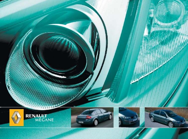 Manual De Usuario Y Taller Renault Megane