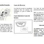 guía de uso chevrolet