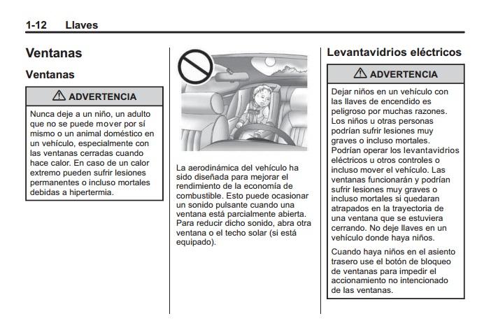 Descargar Manual Chevrolet Captiva    Zofti