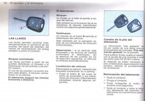 descargar manual peugeot partner   zofti descargas gratis Interior Peugeot Partner Inside Peugeot Partner