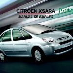 manual de usuario citroen xsara picasso