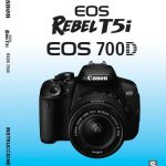 descargar manual canon t5i