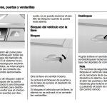 guía de uso chevrolet montana