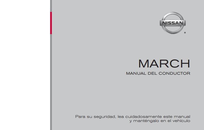 Descargar Manual Nissan March    Zofti