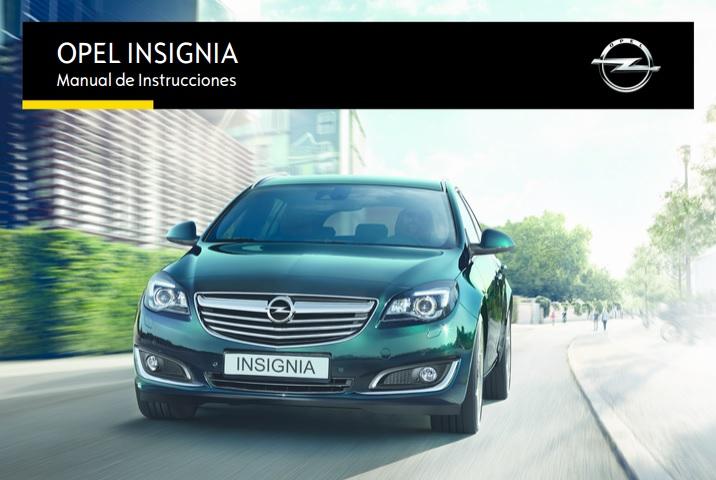descargar manual opel insignia zofti descargas gratis rh zofti com 2016 Opel Insignia Opel Insignia 2017