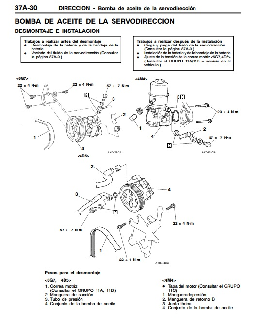 Descargar Manual Mitsubishi Montero    Zofti