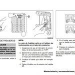 manual del conductor nissan march
