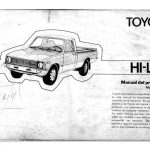 descargar manual toyota hilux
