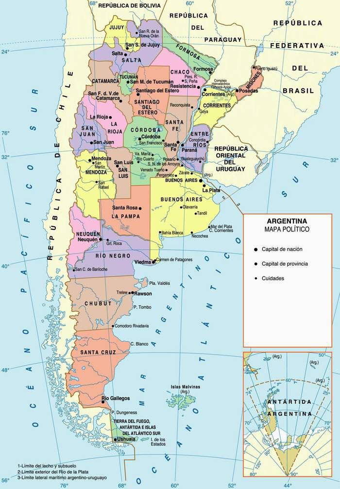 mapa de argentina jpg gratis