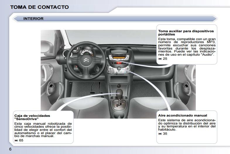 Descargar Manual Citroen C1    Zofti