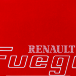 manual renault Fuego