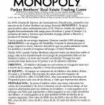 instrucciones del monopoly