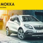 manual de usuario opel mokka