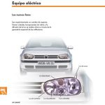 manual de servicio volkswagen golf