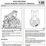 manual de reparación renault master